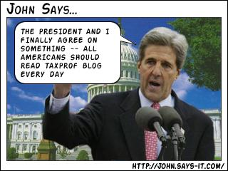 Kerry Inauguration